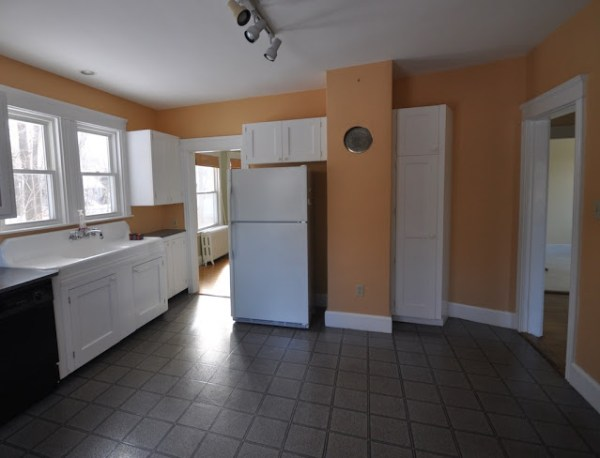 9 Complete Kitchen Renovation, Before, By SoPo Cottage Featured On @Remodelaholic