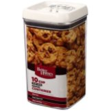 Better Homes And Gardens Flip Tite 10 Cup Square Container