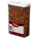 Better Homes And Gardens Flip Tite 18.6 Cup Rectangle Container