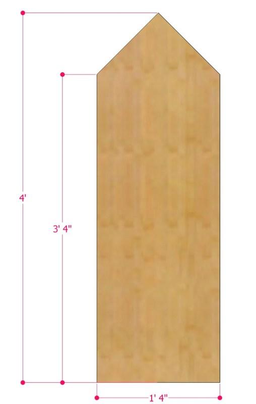 DIY Children Room Divider Apieceofrainbow ForRemodelaholic (8)