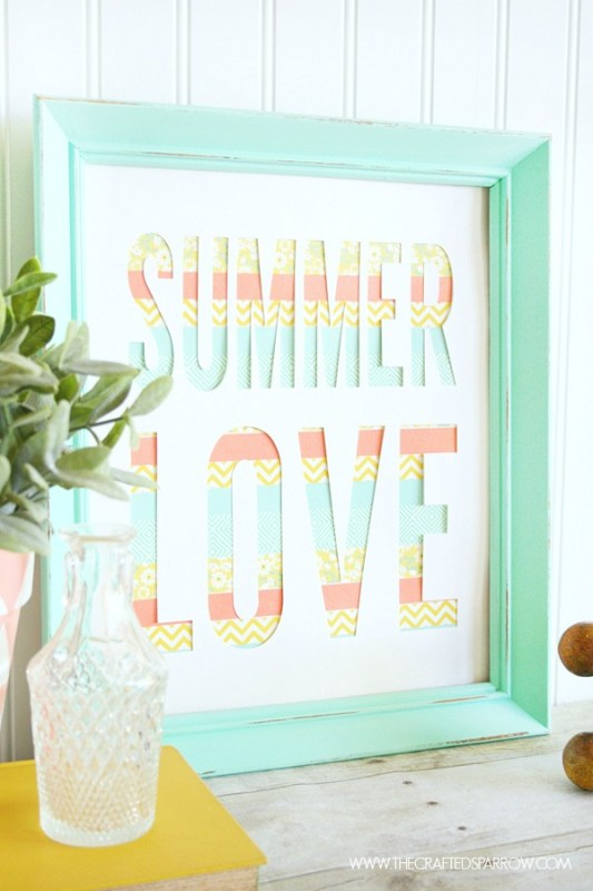 20 Ways to Decorate With Washi Tape - The Crafted Sparrow
