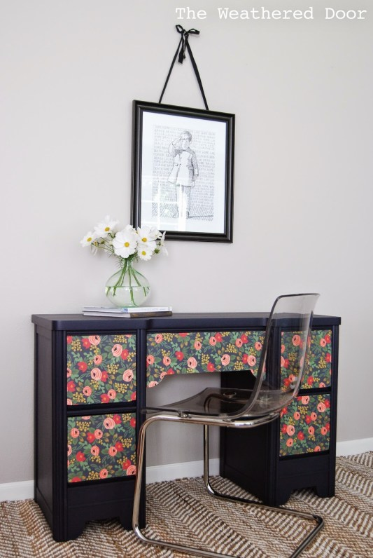 DIY Furniture Makeover Projects The Weathered Door