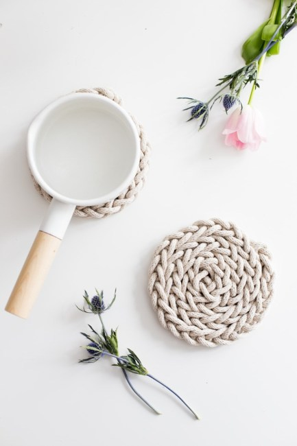 DIY Rope Projects Flax & Twine