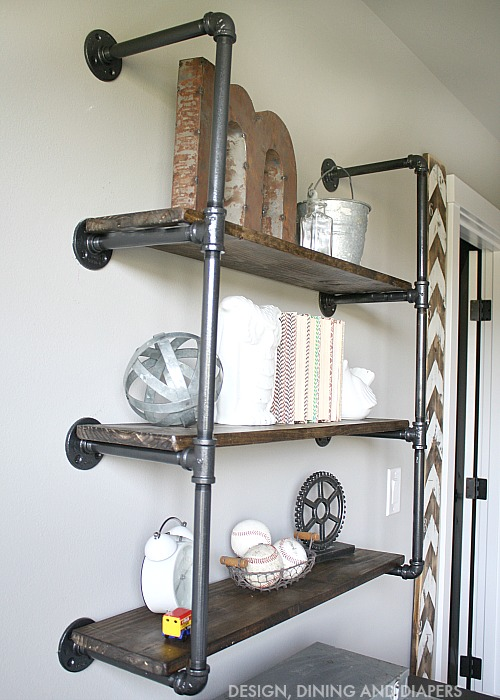 20 Beautiful DIY Shelving Ideas for Your Home - Remodelholic