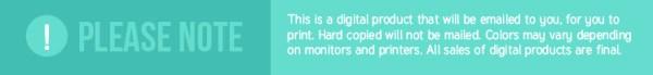Digital Disclaimer