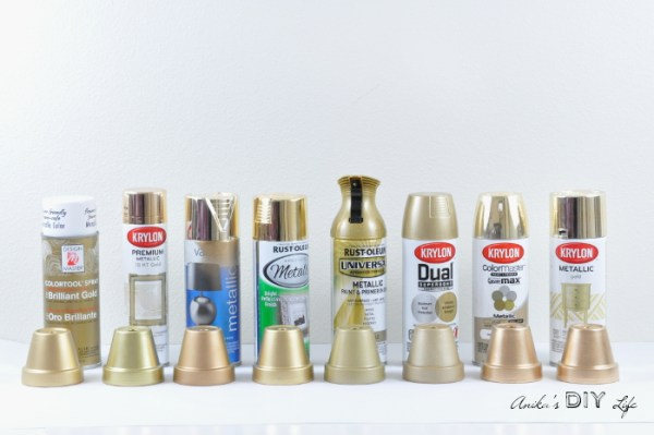 The Best Gold Spray Paint Anikas DIY Life Main