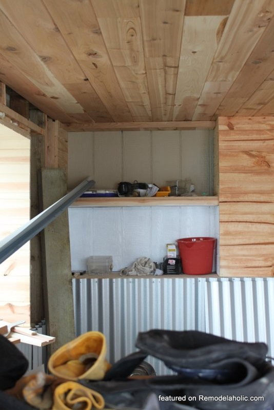 Boat House Renovation Before And After Featured On @Remodelaholic (28)