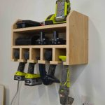 Cordless Drill Charge No Drawer