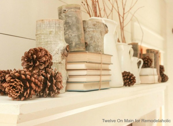 Mantel And Fireplace Makeover By Twelve On Main Featured Image