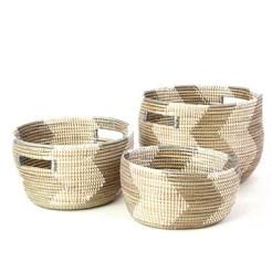 Southwestern Midcentury Baskets