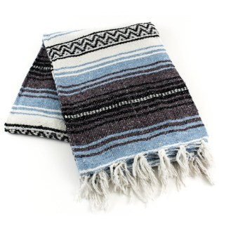 Southwestern Midcentury Mexican Blanket