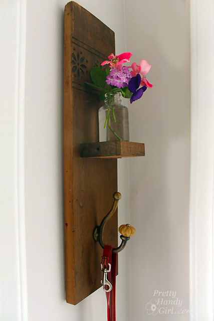 20 Reclaimed Wood DIY Projects Tidy Mom