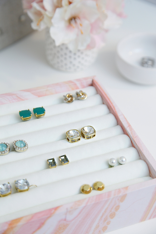 DIY Jewelry Organizer Ideas IHeart Organizing