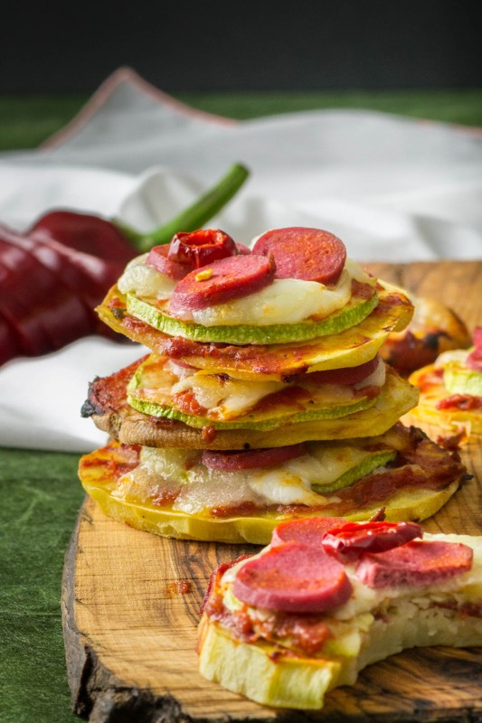 Pizza Inspired Recipes Rolling Spoons