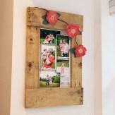 Scrap Project, Pallet Wood Memo Board