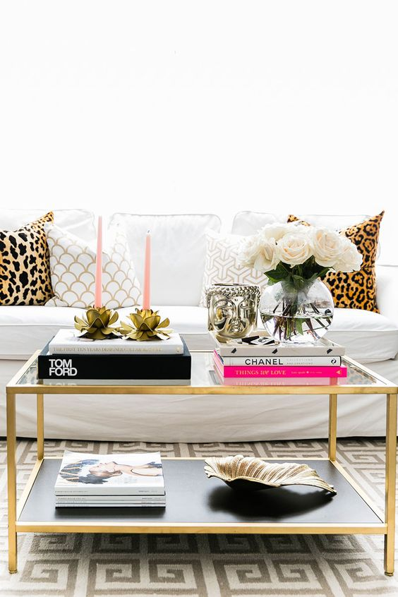 Postbox Designs: How To Style the Perfect Coffee Table