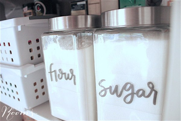 19 How To Get More Out Of Your Small Pantry, By Refined Rooms Featured On @Remodelaholic