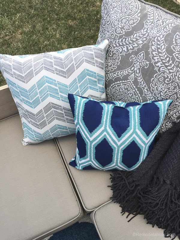 Better Homes And Gardens For Walmart Cushions @remodelaholic 10