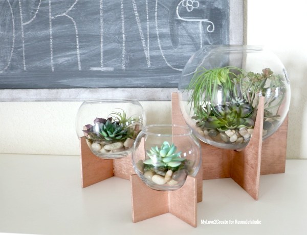 Cross Based Terrarium Front, MyLove2Create