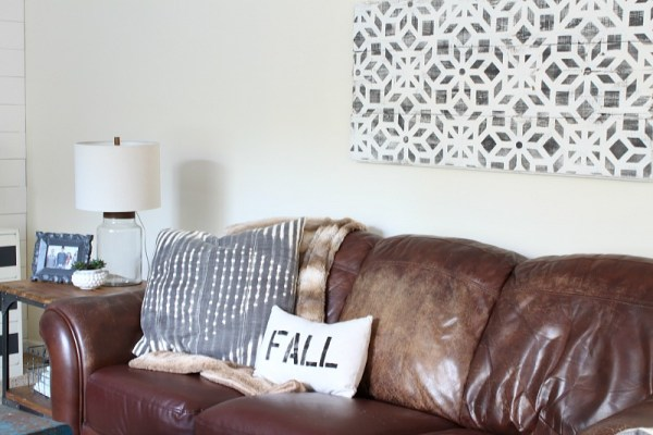 DIY Wall Art On Reinvented