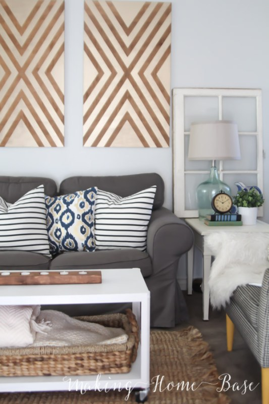 Plywood Decor Projects Making Home Base