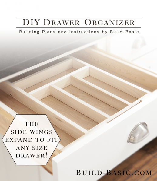 Plywood Organizer Projects Build Basic