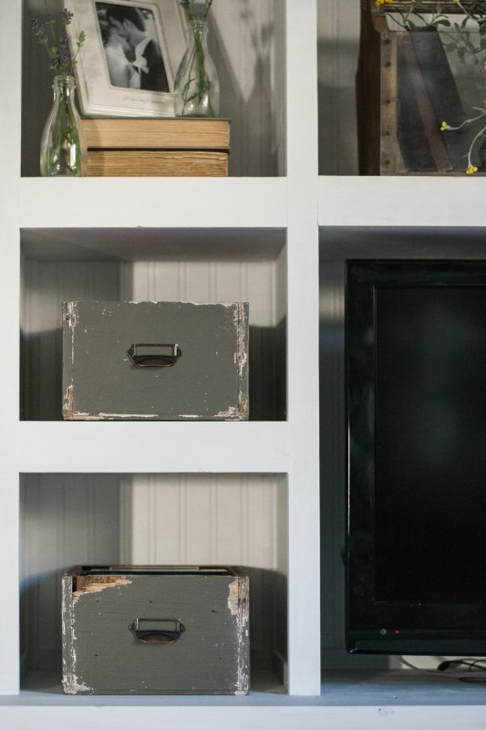 Plywood Organizer Projects The Weathered Fox