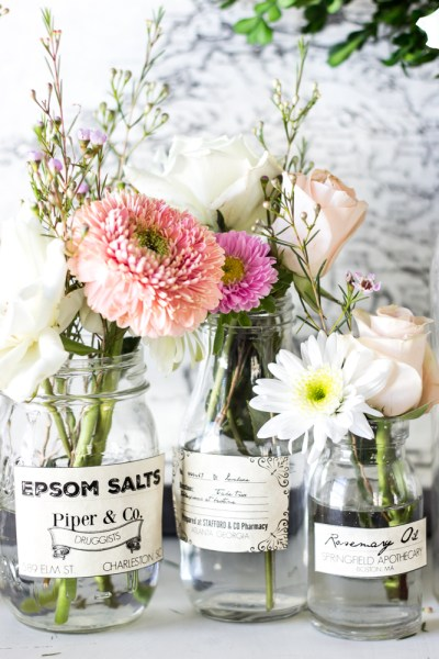 Spring Apothecary Printables 7 Of 8