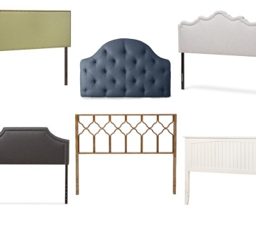 20 Headboards Under $150 Featured Image