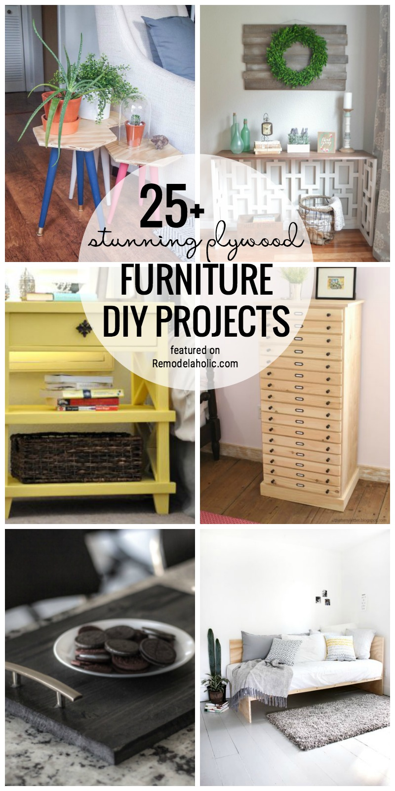 More Plywood Ideas: