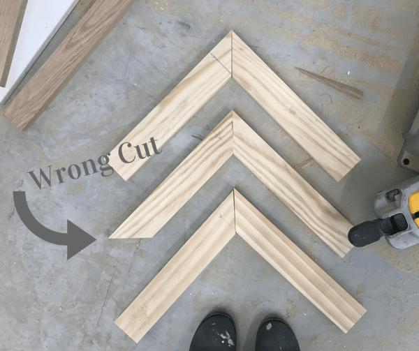 Wrong Direction | DIY Wooden Arrow Wall Decor Tutorial
