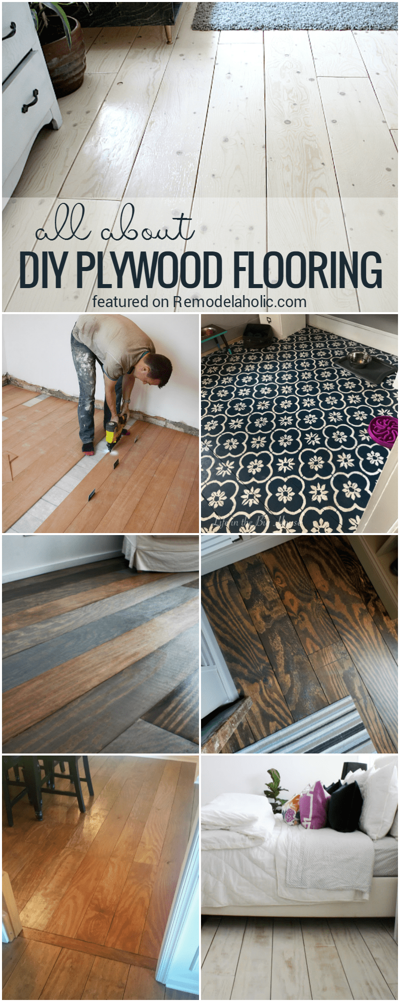 All About DIY Planked Plywood Flooring: Tips And FAQs About Installation,  Durability, And