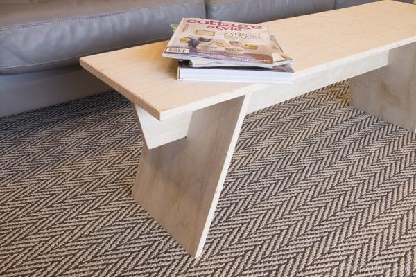 Remodelaholic Grab A Seat 25 Amazing Diy Plywood