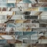 Bold Bathroom Design 02, Tile Mosaic Backsplash