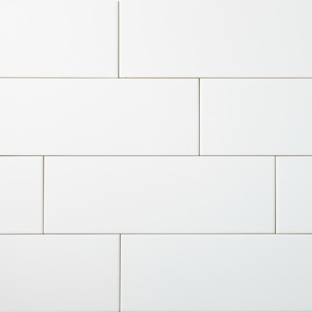 Bold Bathroom Design 03, Subway Tile Backsplash