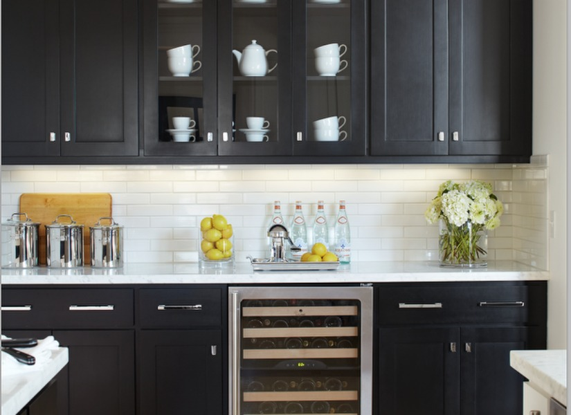 Wondrous Remodelaholic Most Popular Black Paint Colors Home Interior And Landscaping Ologienasavecom