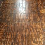 Plywood Plank Flooring, Angela Marlow, Featured On @Remodelaholic