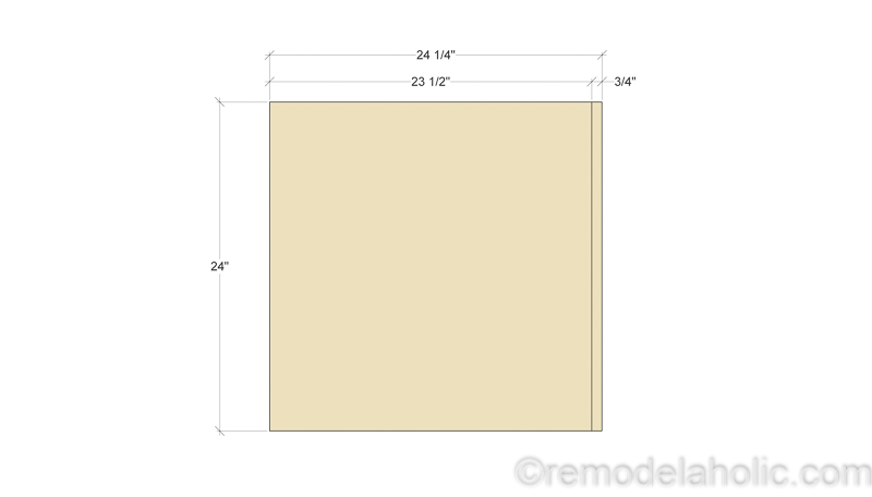 Plywood Sofa Sectional 6