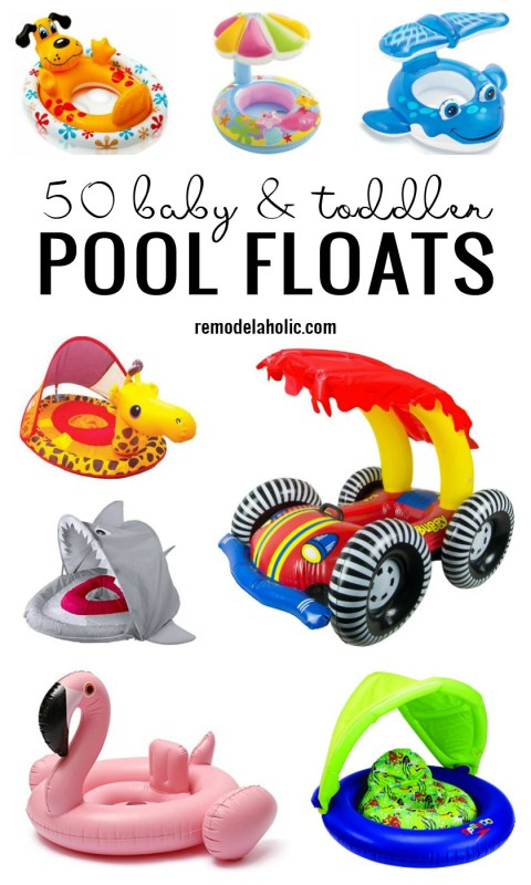 50 Baby & Toddler Pool Floats On Amazon Remodelaholic