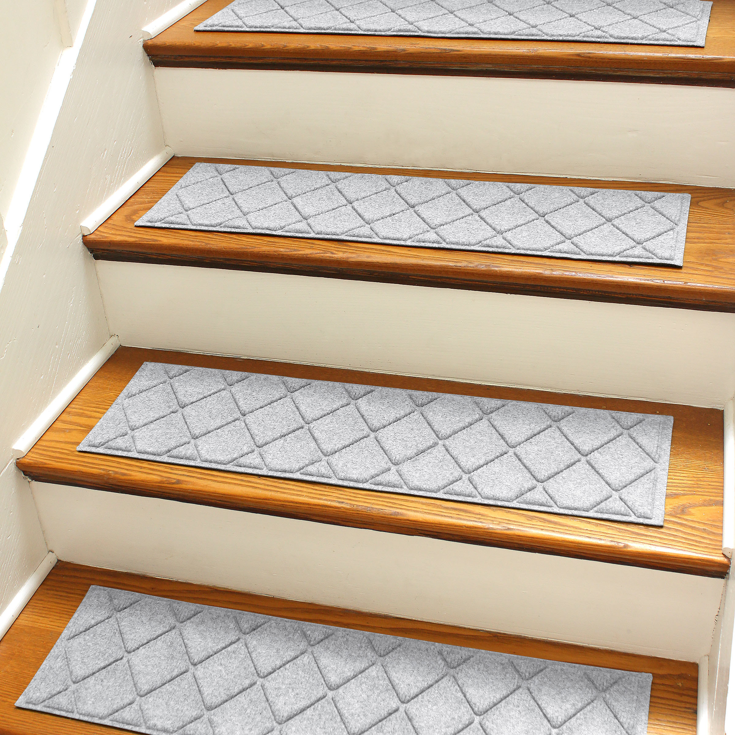 Stair Tread Set Via Wayfair