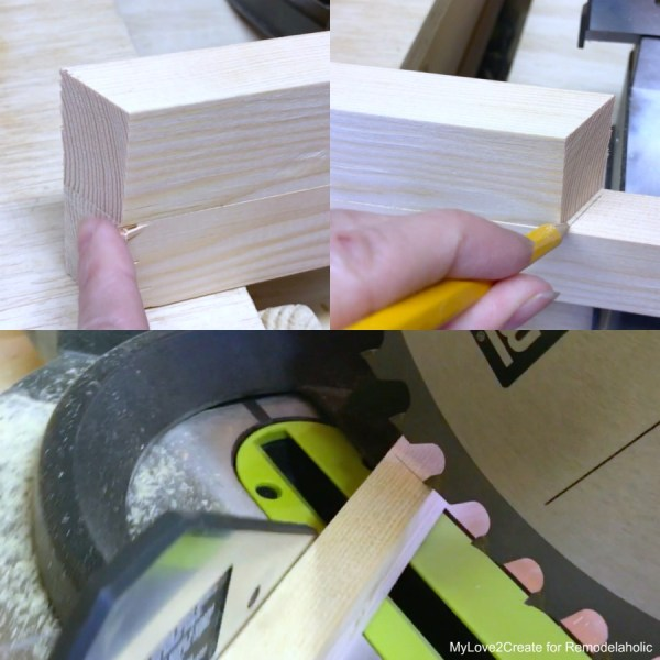 How To Measure And Cut Pieces The Same Size, MyLove2Create