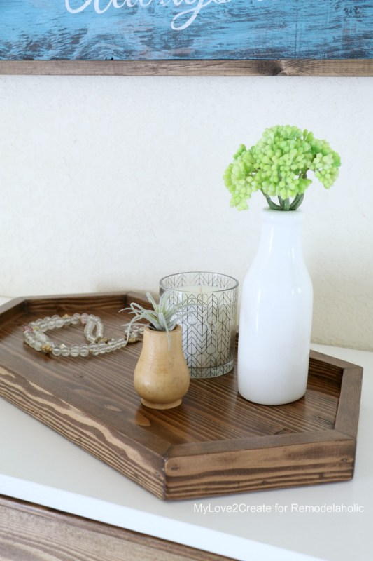 Tray With Necklace Vertical, MyLove2Create