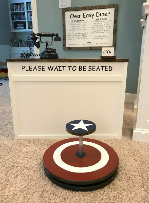 DIY Kids Toy Sit Spin15