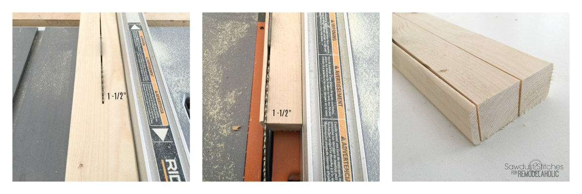 Tips For Working With 2x4's For Remodelaholic.com