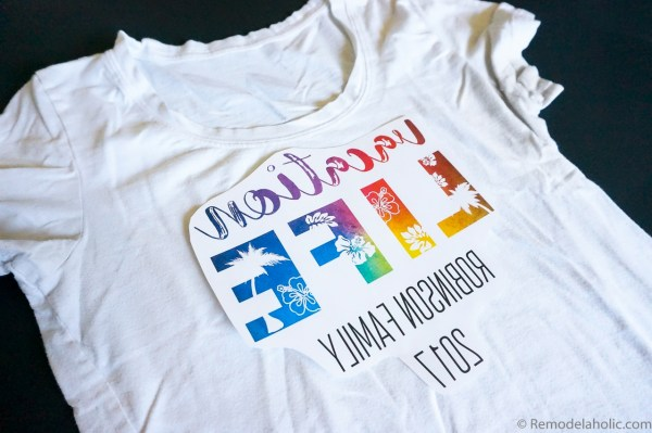 Family Vacation Printable Pack Planner Shirts And Countdown @remodelaholic (5)