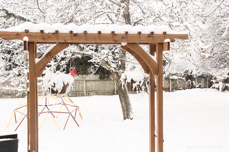 2x4 And More: How To Build A Garden Arbor Using Budget Friendly Structural  Lumber
