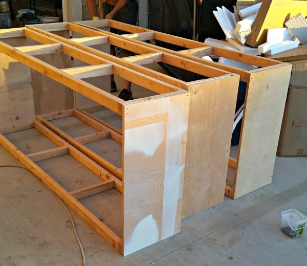 How To Build A Sliding Barn Door Console For Your Man Cave 6