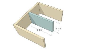 Remodelaholic Yard Dominoes Step 4