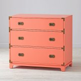Girls Playroom Campaign Dresser