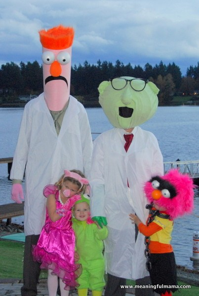 1 Muppets Costumes 1 Meaningful Mama